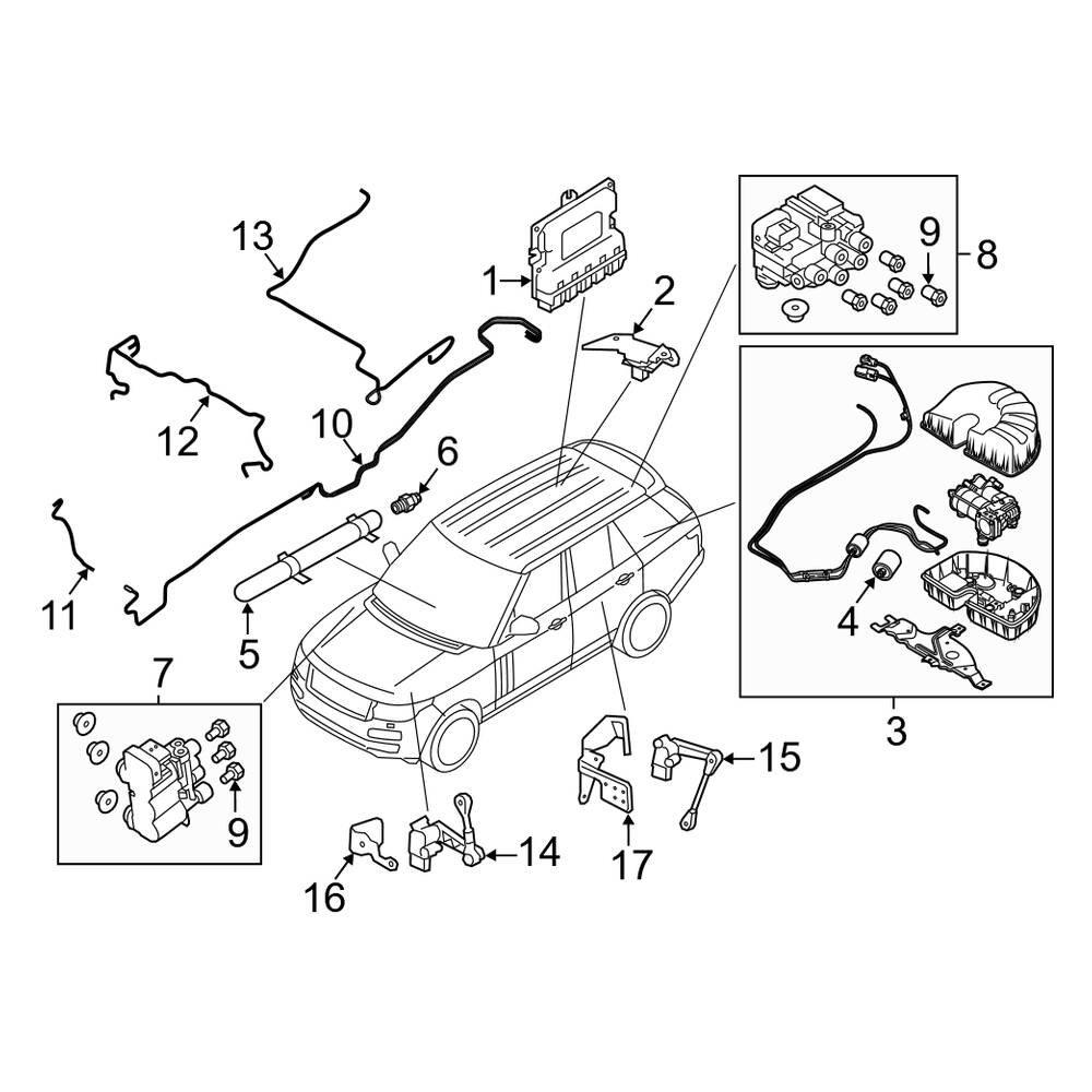 Land Rover Oe Lr