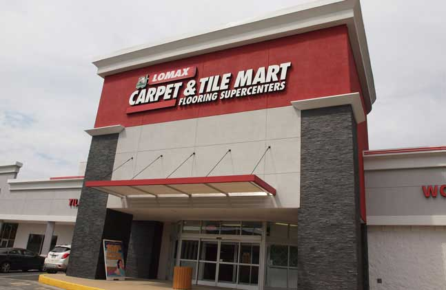 montgomeryville carpet and tile store