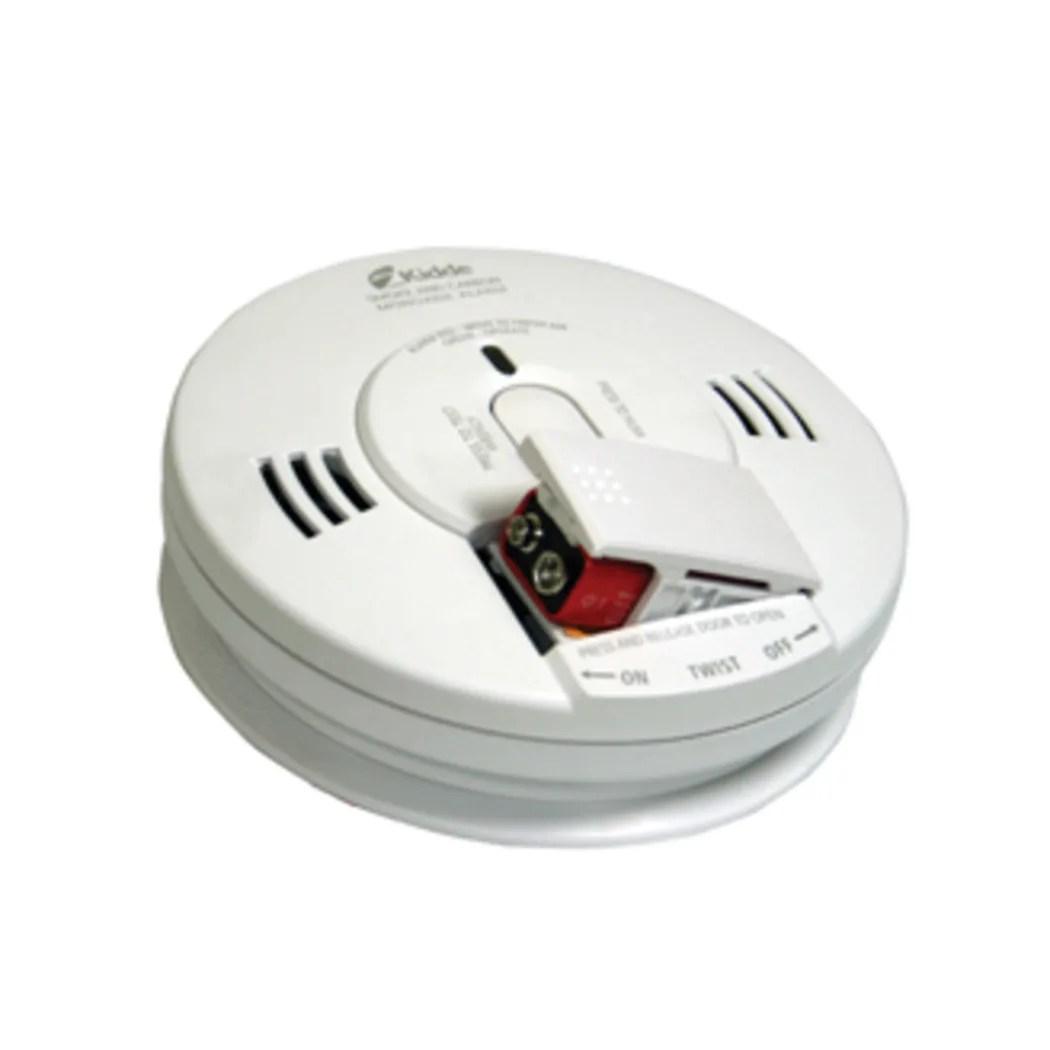 Kidde Co And Photoelectric Smoke Alarm Kn Cope D