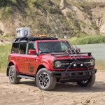 Ford Bronco Adventure Concepts 5 Ways To Accessorize For Your Off Road Odyssey News Cars Com