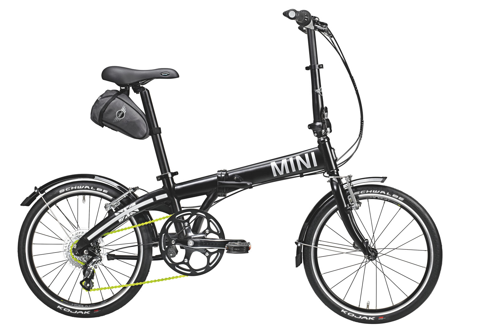 Mini Launches New Folding Bike Priced At 499 728