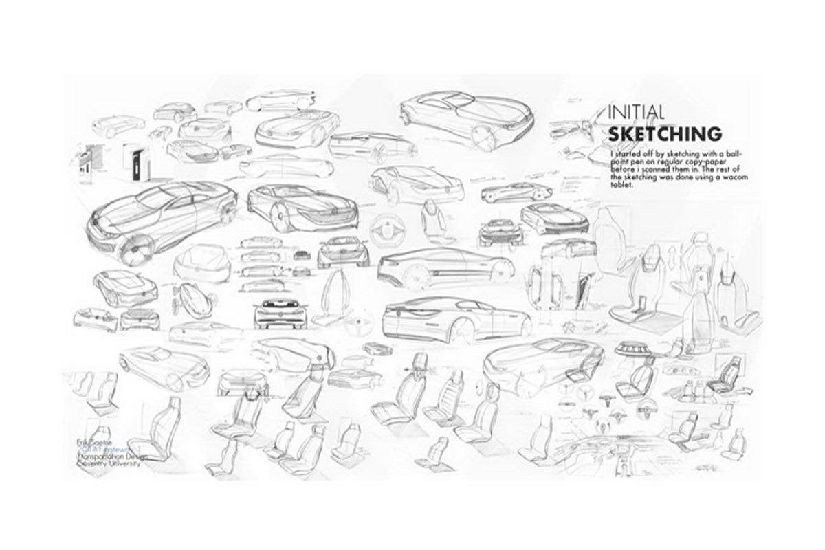 U Design Vw Ayoreo Design Concept For A More Affordable