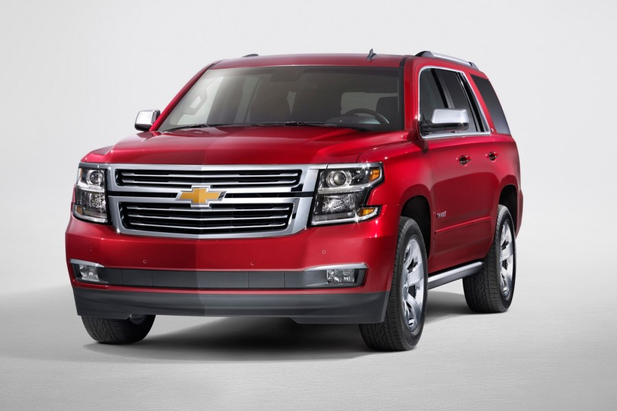 GM s Big Daddy SUVs  2015 Chevrolet Tahoe and Suburban  and 2015 GMC     The GMC Yukon  especially in Denali trim  is hands down the better looking  of the crop  thanks to its more modern and expressive front end  side and  rear