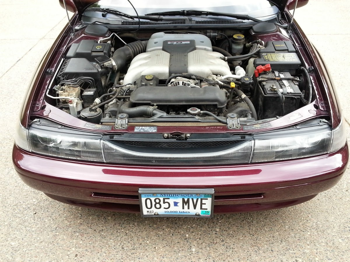 How About A Subaru Svx With 46k Miles