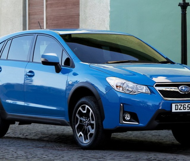 Subaru Xv Arrives In The Uk With Improved Quality And New Tech