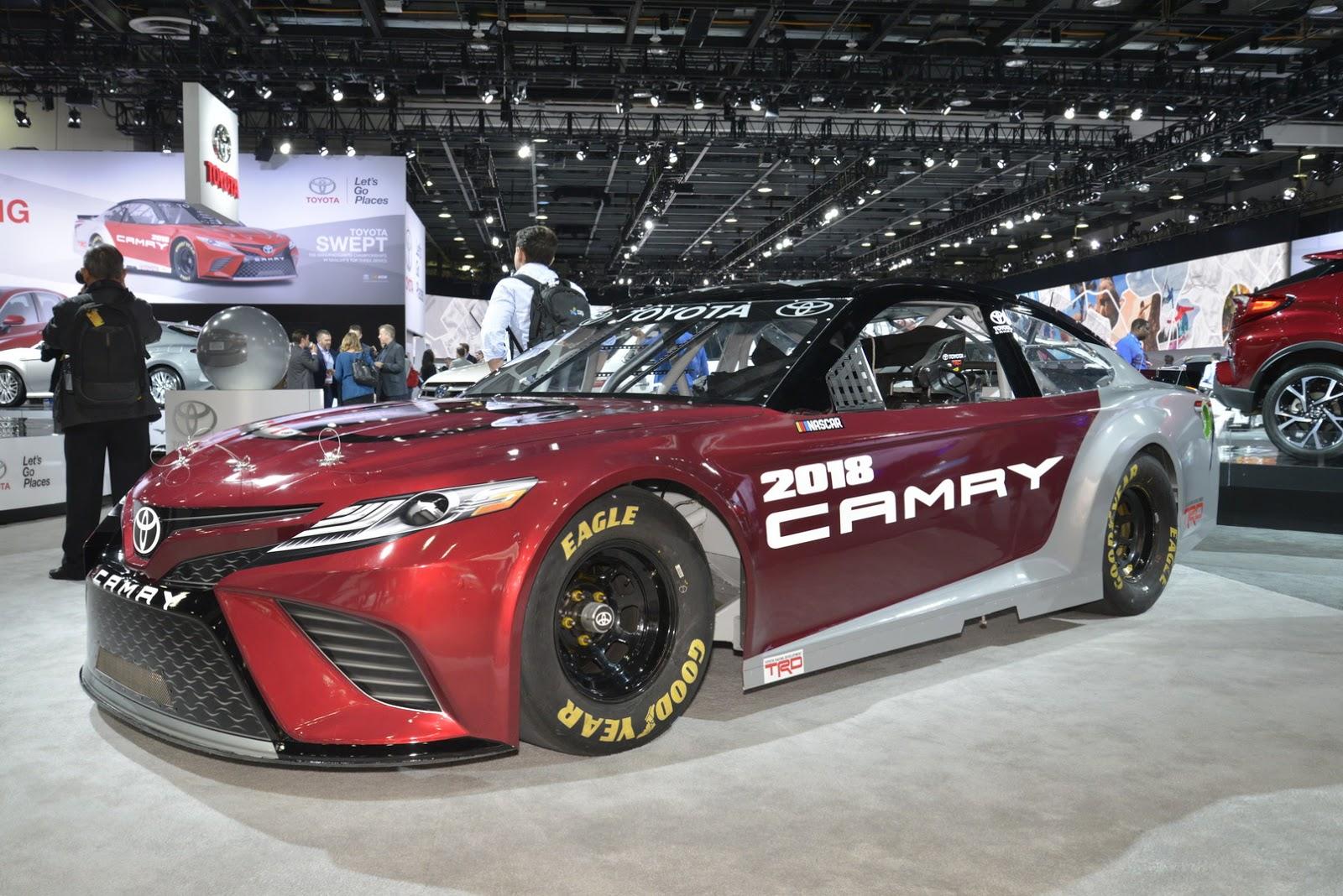 Nascar Camry Toyota 2017