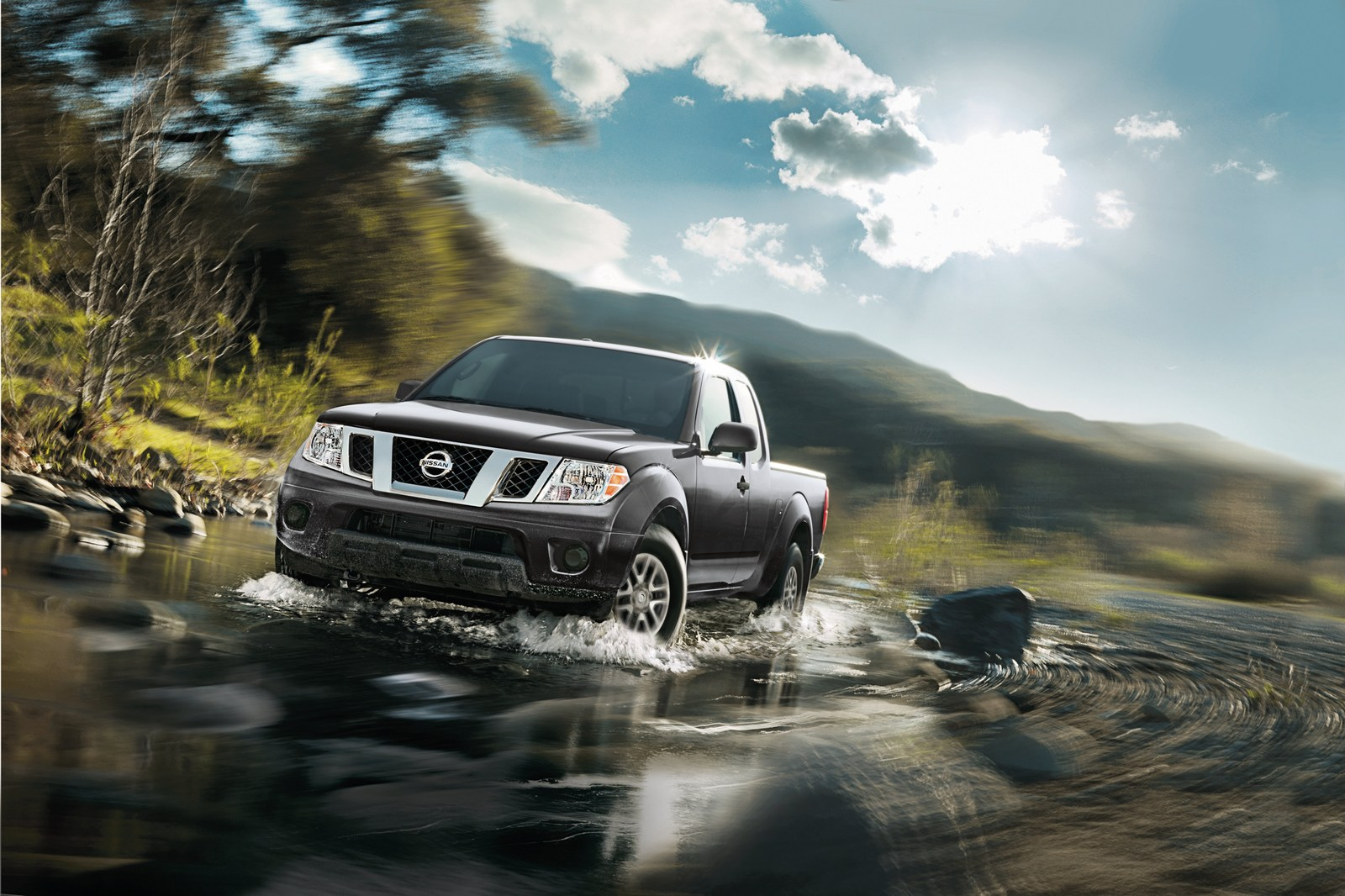 Next Generation Nissan Frontier Won T Have Much In Common