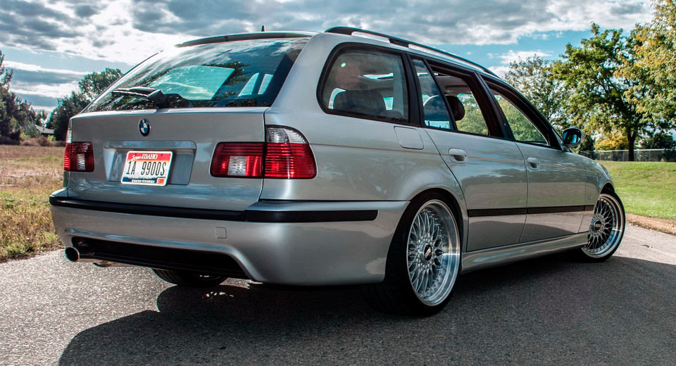 The Perfect Wagon? GTO-Powered E39 BMW 540i Touring With A