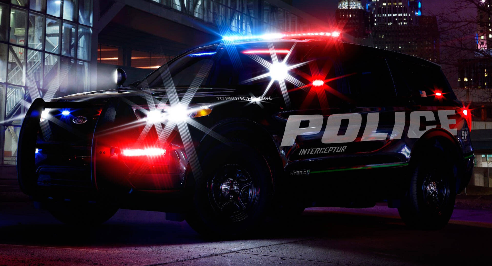 2020 Ford Police Interceptor Utility To Be Offered With