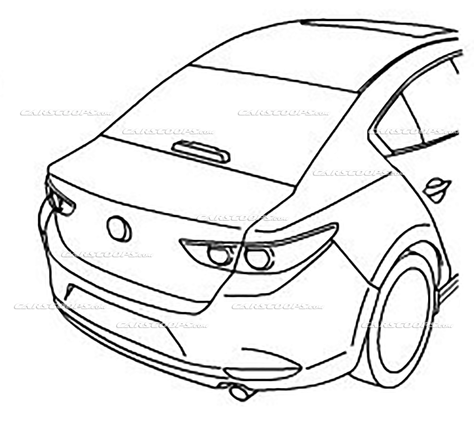 Mazda3 Here S An Early Look At The Production Model