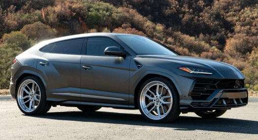 As If The Lamborghini Urus Wouldn T Try On 24 Inch Rims Website Of