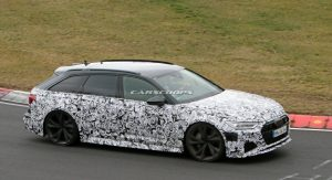 2020 Audi Rs6 Avant Introduces Us To Final Production Body