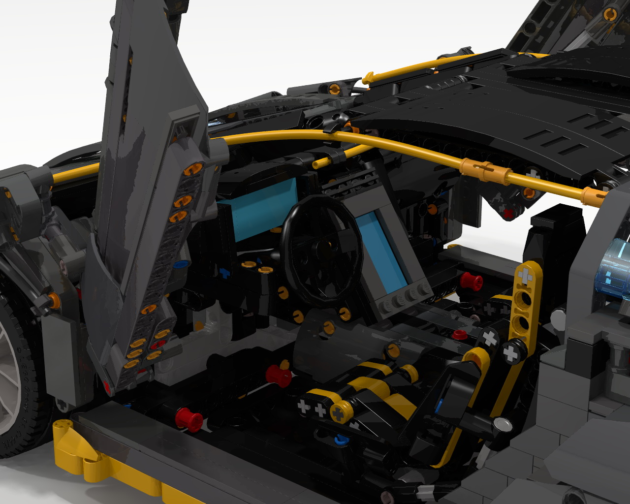 Lego Lamborghini Centenario Wants To Sit On Your Desk Will You Help
