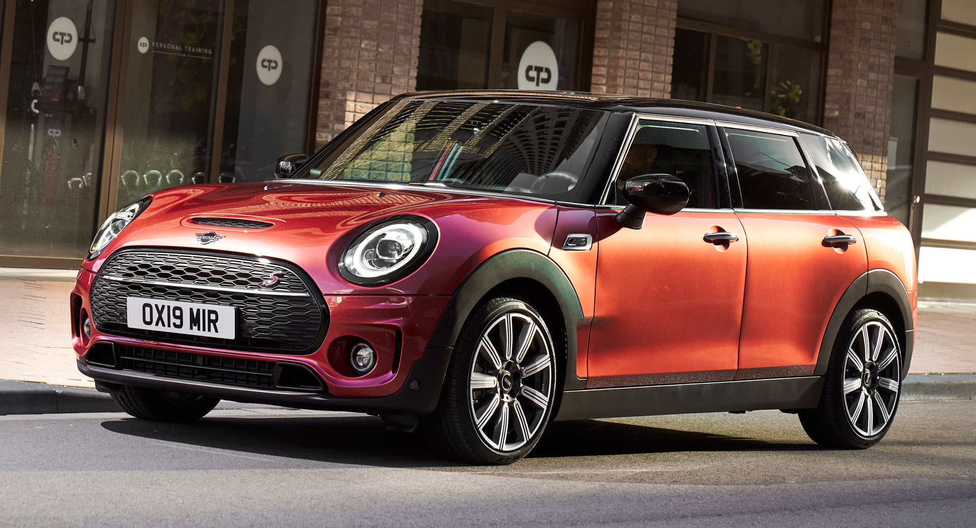 Mini Updates The 2020 Clubman With A Series Of Small