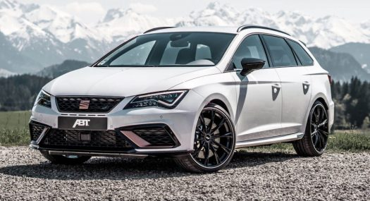 Abt S Leon Cupra R St Offers Lots Of Power In Practical Body Style