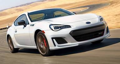 Subaru BRZ tS Returns For 2020 With Lower Price, Smaller Rear Wing   Carscoops