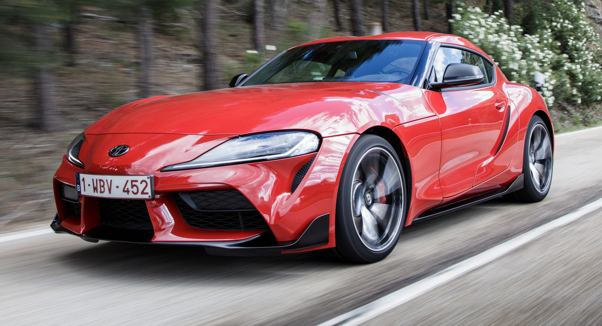 Powerful Supra Most Toyota Made