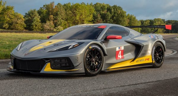 Chevrolet Confirms C8.R Will Have A 5.5-Liter Flat-Plane Crank V8 | Carscoops