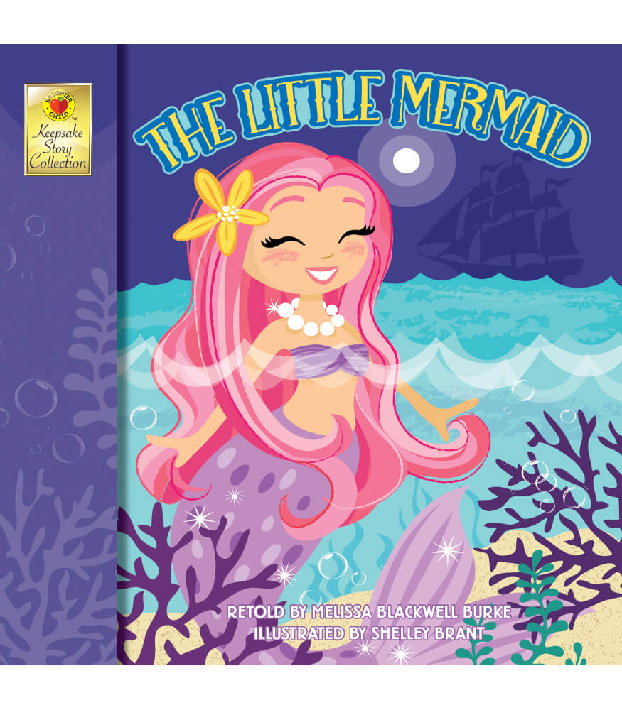 The Little Mermaid Storybook Grade PK 3