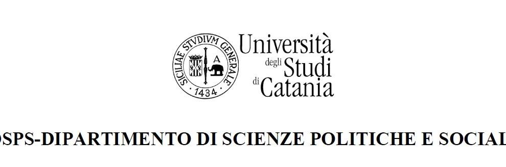 Risultati immagini per Scienze Politiche e Sociali , Catania