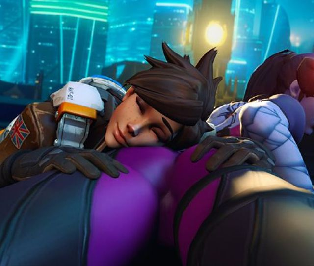 Overwatch The Cool New Videogame Is Inspiring A Ton Of Porn