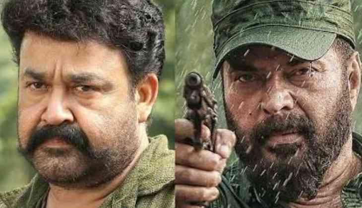 Image result for mohanlal and mammootty