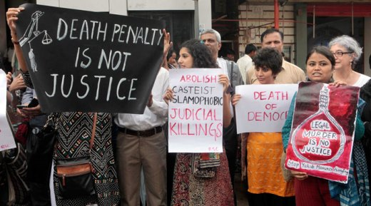 Death to Yakub is not justice: it is retributive and immoral