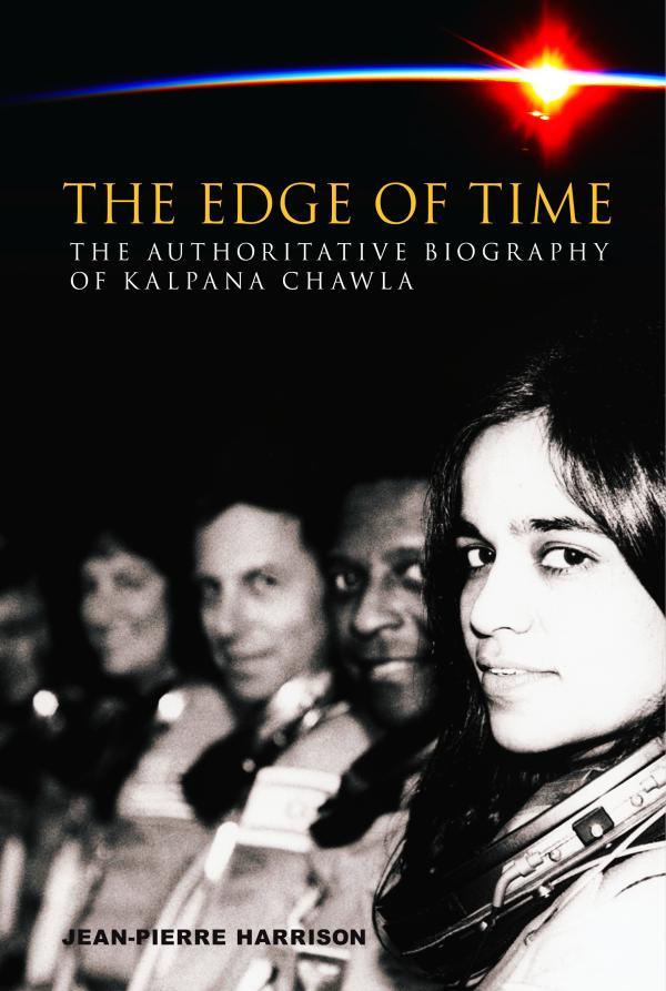 Kalpana Chawla Harisson book