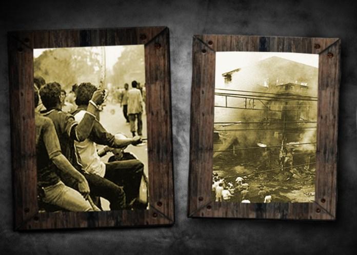 1984 और 2002 के दंगों में बस समय और जगह का फर्क है