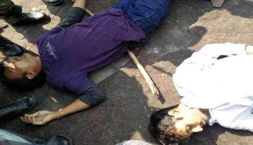 SIMI shooting Rajasthan Patrika