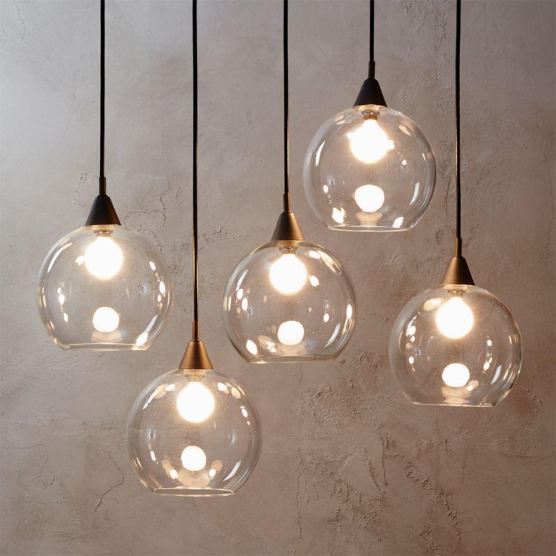 Five Light Pendant