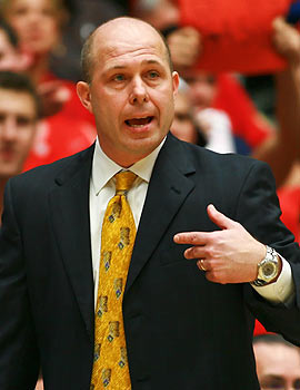Who Herb Sendek? He won't compare his current situation to that of his old school. (US Presswire)