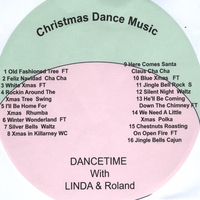 Dancetime With Linda & Roland : Christmas Ballroom Dance Music