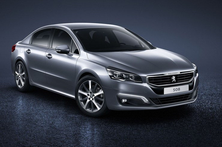 Image result for Peugeot 508