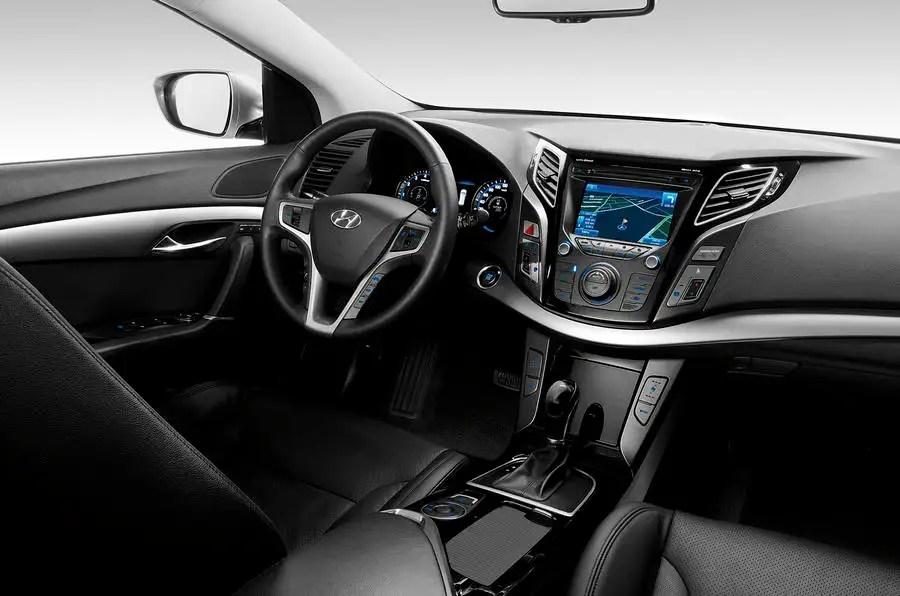 Hyundai I40 Tourer 17 CRDi Estate Review Autocar