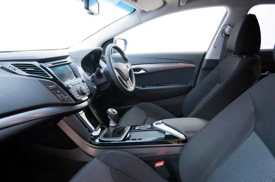 Hyundai I40 17 CRDi Review Autocar