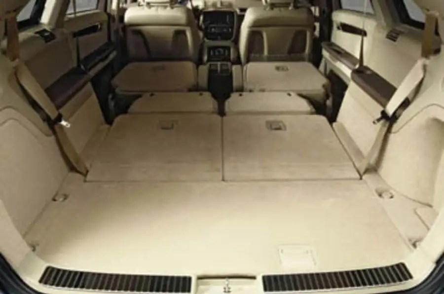 Mercedes Benz R 320 CDI Review Autocar