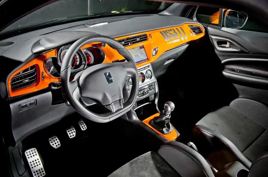 Citroen Ds3 Racing First Drive