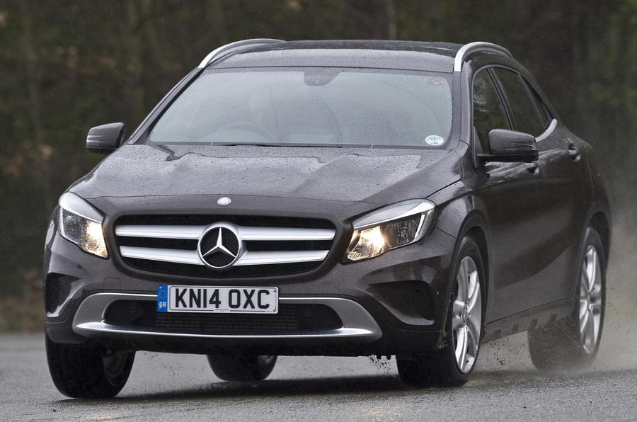 Mercedes Benz GLA Review 2017 Autocar