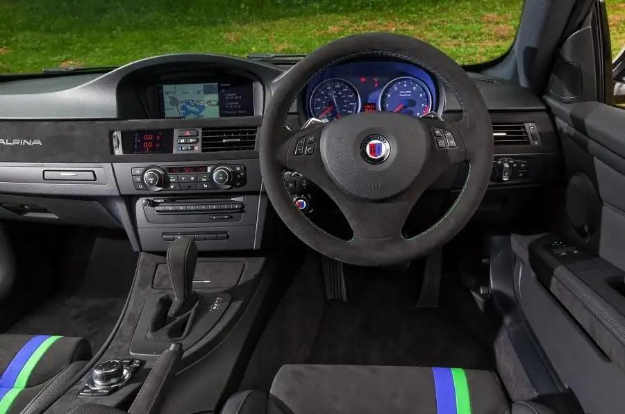 Alpina B3 Gt3 2011 2013 Review 2017 Autocar