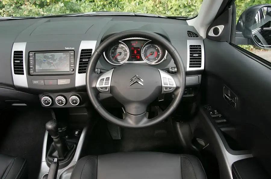 Citroen C Crosser 2007 2012 Review 2017 Autocar