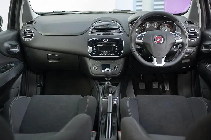 Fiat Punto Review 2017 Autocar