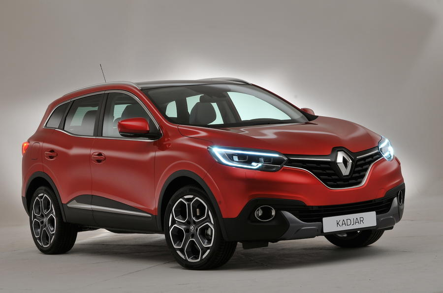 version of renault s nissan qashqai rival in the uk for the first time