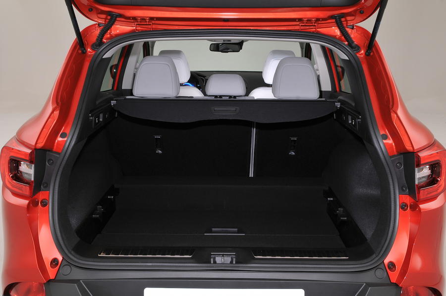 2015 Renault Kadjar 16 DCi 130 Signature Nav Review