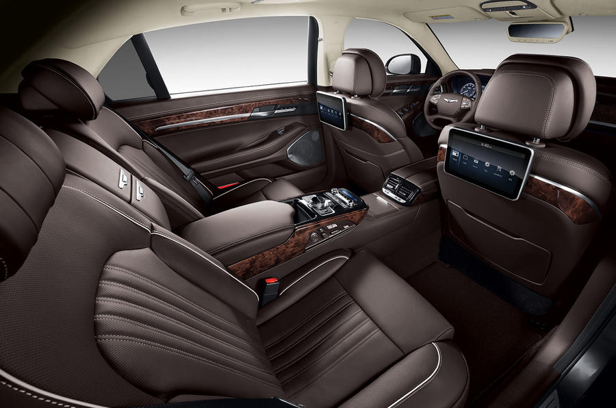 2016 Hyundai Genesis G90 Specs And Pictures Autocar