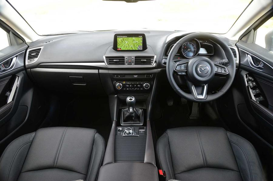 2016 Mazda 3 2 2d 150 Sport Nav Review Review Autocar