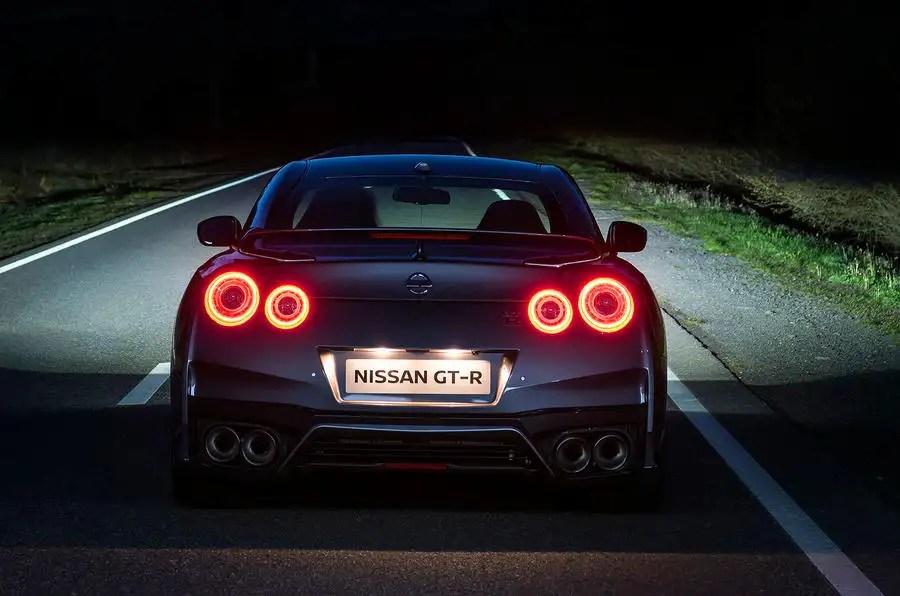2017 Nissan GT R Prestige Review Review Autocar
