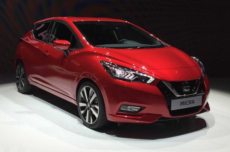 New Nissan Micra Shows Theres Still Fight In The Small