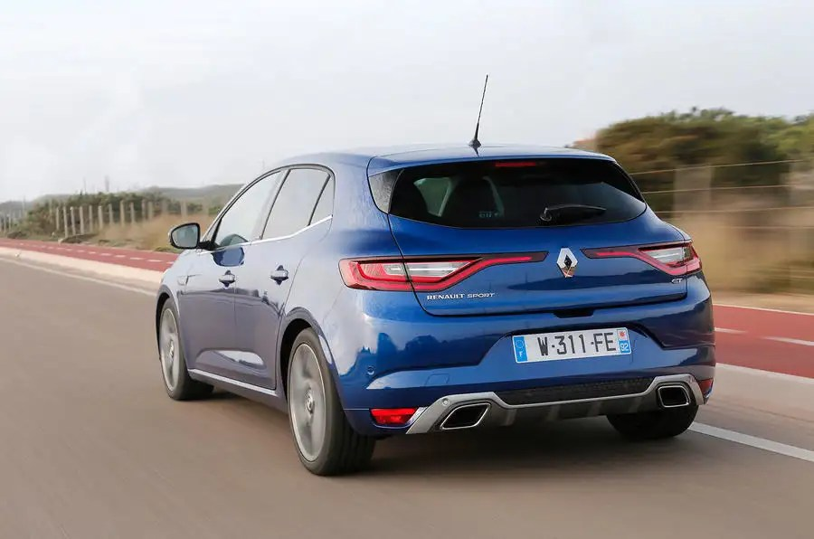 2016 Renault Mgane GT Review Review Autocar