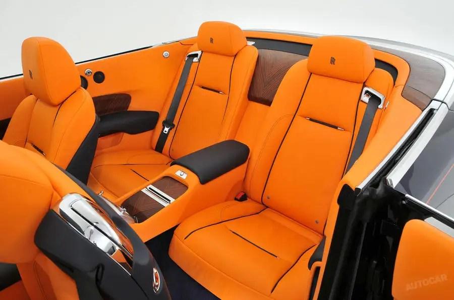 2016 Rolls Royce Dawn Revealed Exclusive Studio Pictures